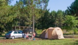 Pitch - Package: Pitch + car - Camping Landes Azur