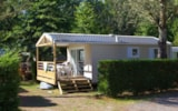 Rental - Mobile home - 2 bedrooms - Camping Landes Azur