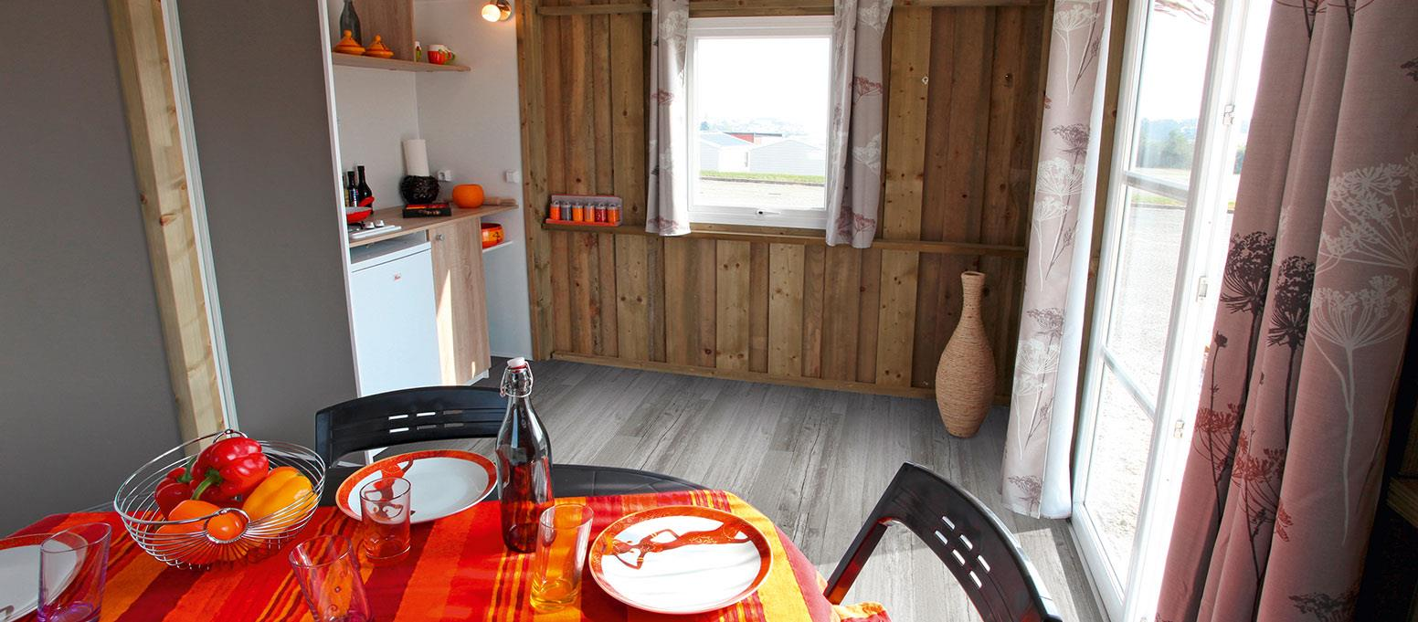 Location - Tithome - 4 Personnes - Camping Landes Azur