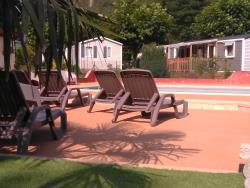 Zwemplezier Camping La Bourie - Heches
