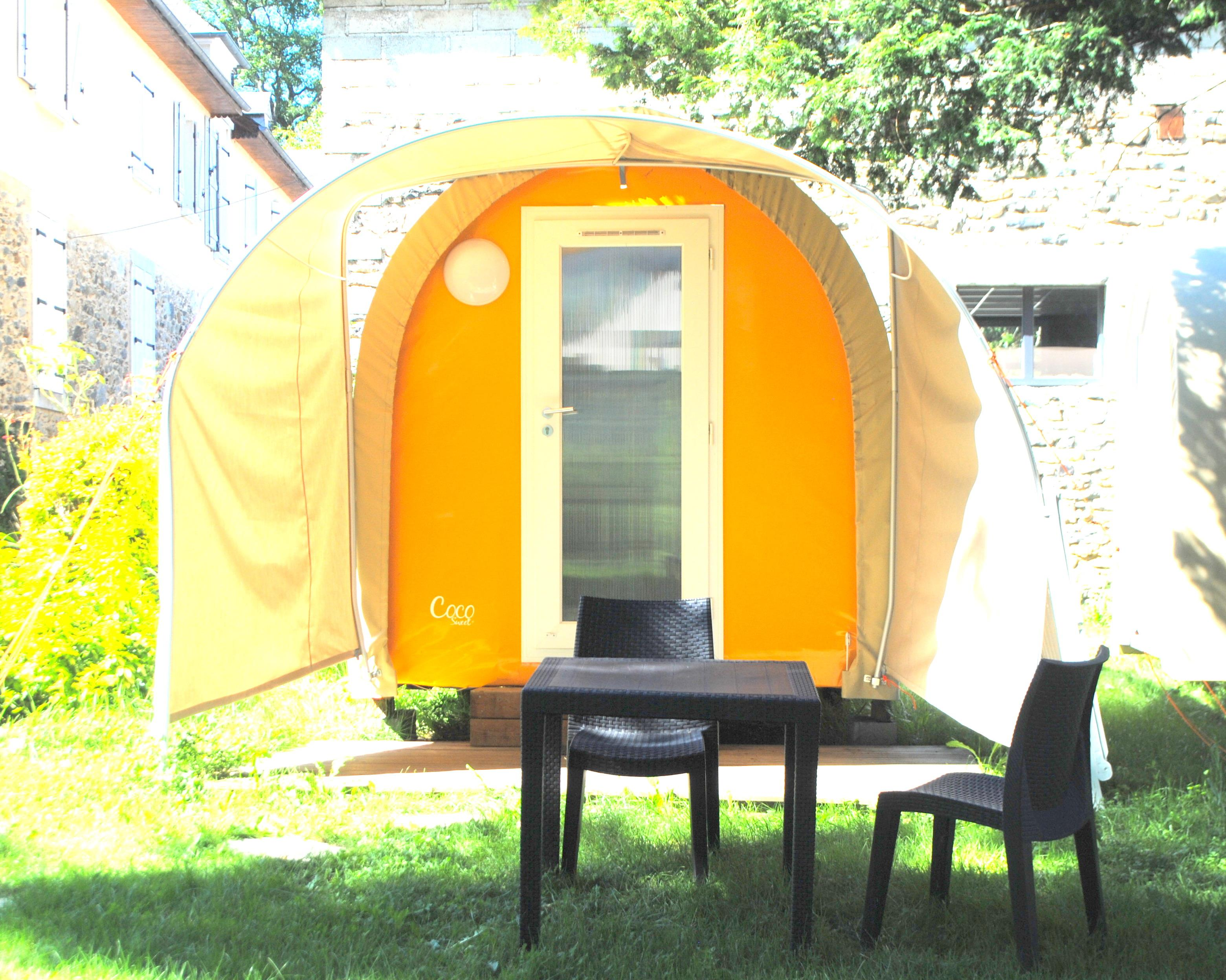 Location - Lodge Coco Sweet Duo - Camping L'Arrouach
