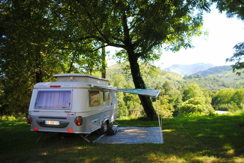 Emplacement - Emplacement Natura - Camping L'Arrouach