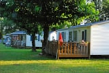Rental - Mobile home Family - Camping Sites et Paysages LA FORÊT LOURDES