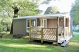 Rental - Bio Cottage Yama - Camping Sites et Paysages LA FORÊT LOURDES