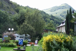 Piazzole - Emplacement Camping - Camping LE LOUP