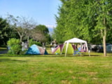 Pitch - Pitch Without Electricty - Camping LE MOULIN DU MONGE