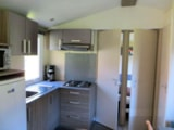 Rental - Mobile-home 3 bedrooms - Camping LE MOULIN DU MONGE