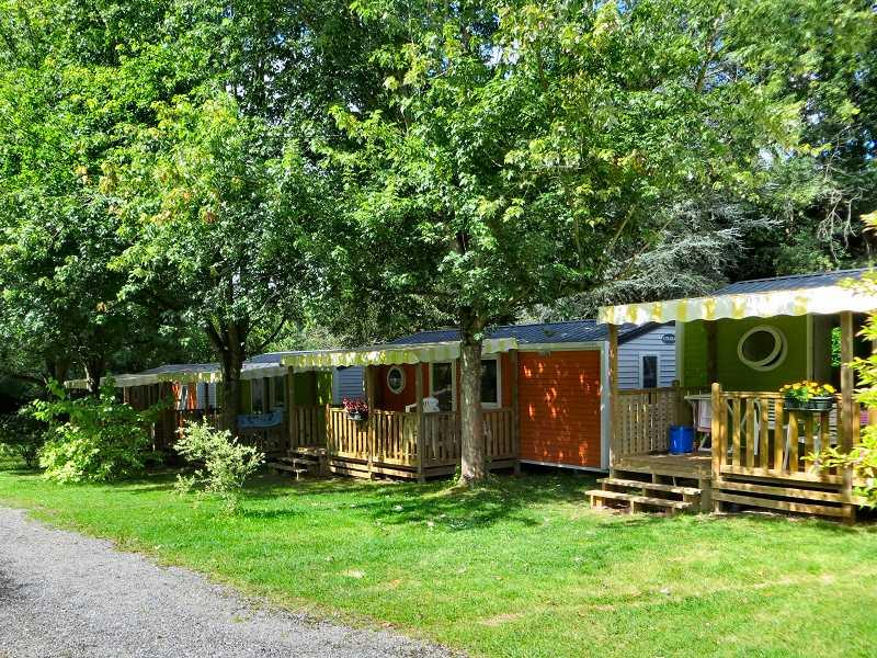 Establishment Camping Le Moulin Du Monge - Lourdes