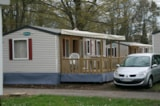 Rental - Mobile-home Trio 45 m² 3 bedrooms - Camping LE VIEUX BERGER
