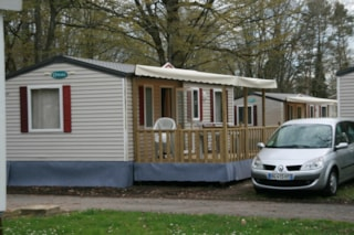 Mobile-Home Trio 45 M² 3 Bedrooms