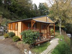 Huuraccommodaties - Chalet V - Camping PLEIN SOLEIL