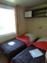 Rental - Mobile home OPHEA 8 - Camping A l'Ombre des Tilleuls