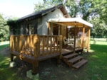 Rental - Holiday Home - Camping A l'Ombre des Tilleuls