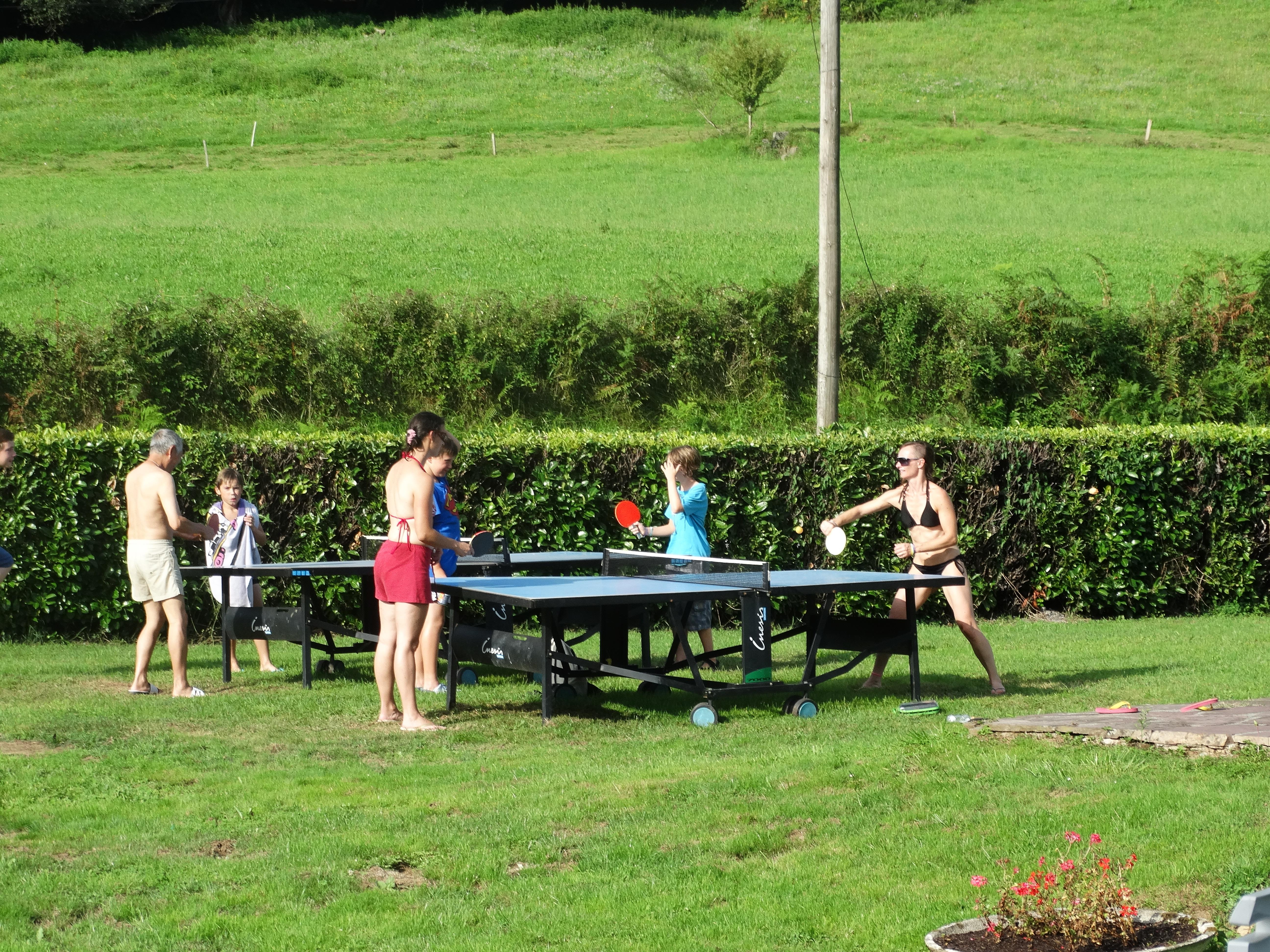 Sport Camping A l'Ombre des Tilleuls - PEYROUSE