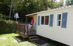 Accommodation - Standard Mobile-Home - Camping Les Genêts
