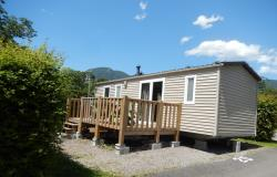 Accommodation - Mobile Home Comfort - Camping Les Genêts