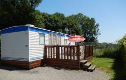 Accommodation - Mobile-Home Standard Willerby - Camping Les Genêts