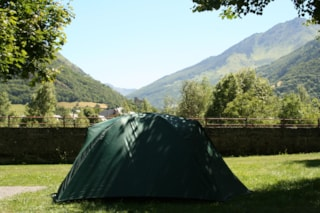 Package 6 - Hivers : Pitch + Car + Tent Or Caravan + Electricity 6A