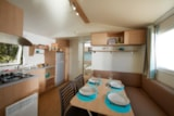 Rental - EVO 35 TI - 3 bedrooms - NEW ! - Camping Ferme Pédagogique de Prunay