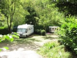 Pitch - Package Duo: Pitch + car - Camping Le Mouretou