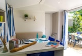 Rental - Mobile home 2 bedrooms - Camping Le Mouretou
