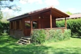 Rental - Chalet  2 Bedrooms - Camping Le Casties