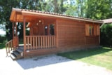 Rental - Chalet 3 Bedrooms - Camping Le Casties