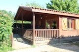 Rental - Chalet 2 Bedrooms For 5 People And Specially For People With Reduced Mobility - Camping Le Casties