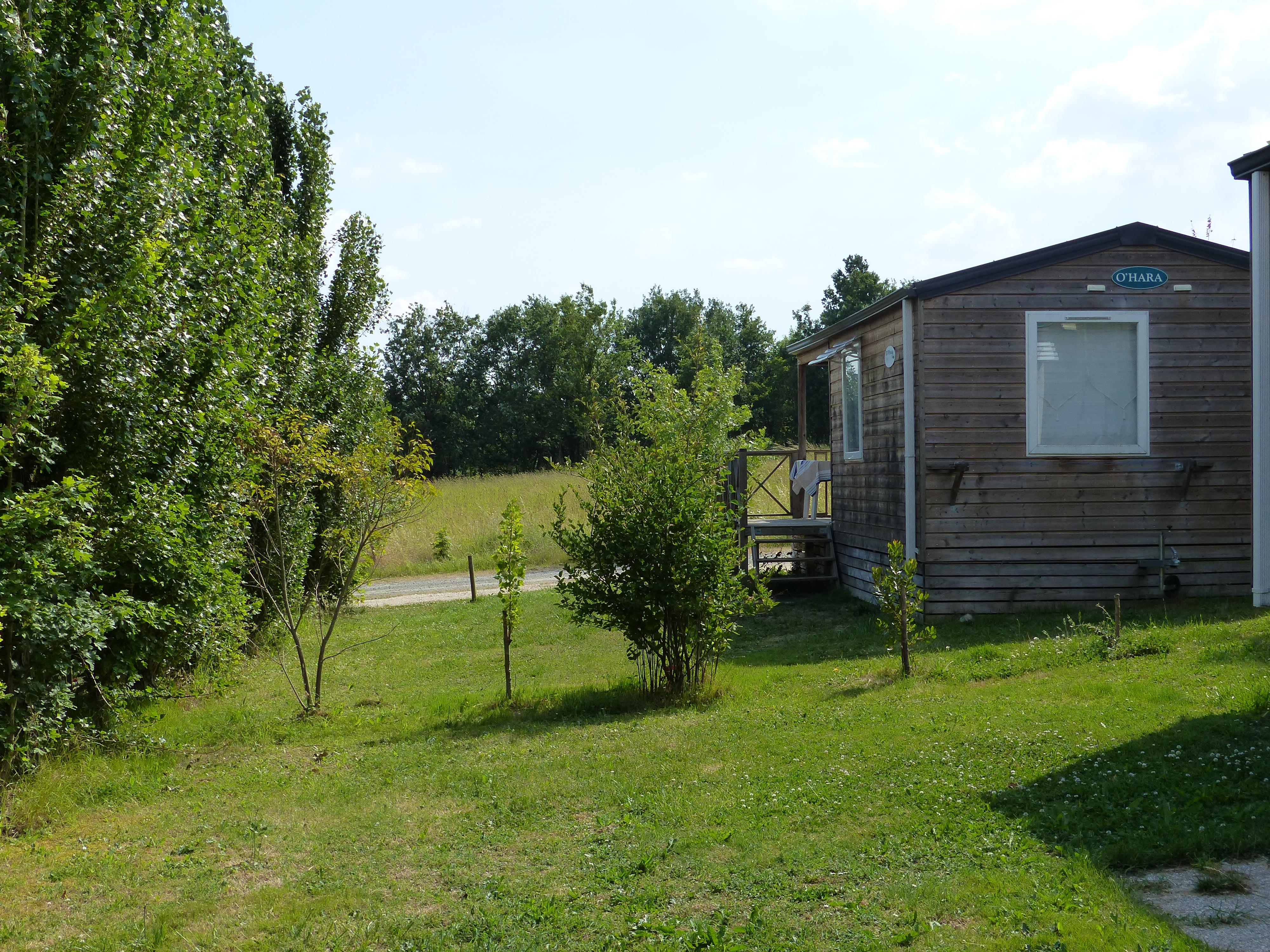 Locatifs - O'hara 6 Places Avec Terrasse Couverte - Camping Le Chemin Vert