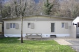 Rental - Mobile Home 3 Bedrooms - Camping LE PYRENEEN