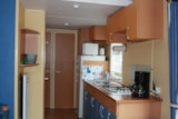 Rental - Mobile Home Grand Confort 2 bedrooms n°62 - Camping LE PYRENEEN