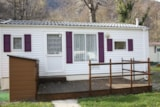 Rental - Mobile Home 2 Bedrooms - Camping LE PYRENEEN