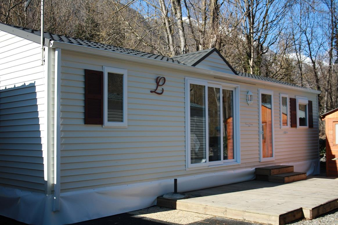 Mobil home 3 bedrooms - 2 bathrooms