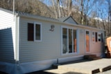Rental - Mobil Home 3 Bedrooms - 2 Bathrooms - Camping LE PYRENEEN