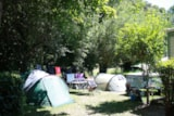 Pitch - Pitch without electricity - Camping LE PYRENEEN