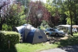 Pitch - Pitch + electricity 4 Amp - Camping LE PYRENEEN