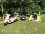 Pitch - Pitch + Electricity 10 Amp - Camping LE PYRENEEN