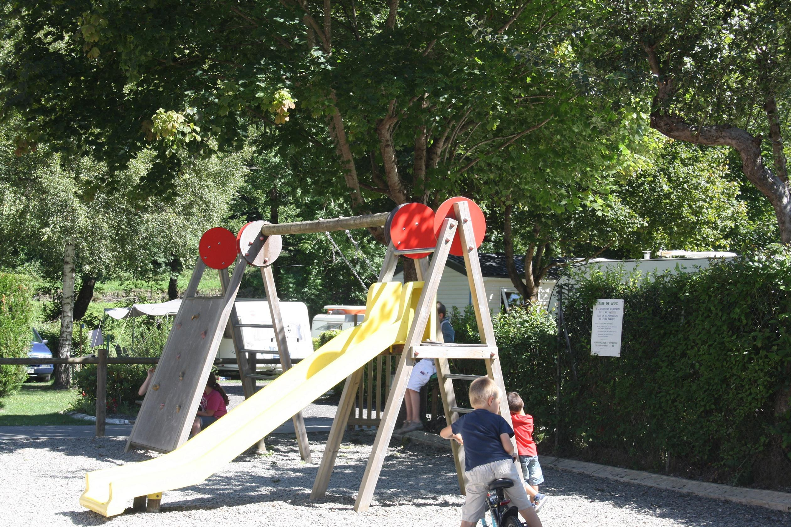 Leisure Activities Camping LE PYRENEEN - BAGNERES DE LUCHON