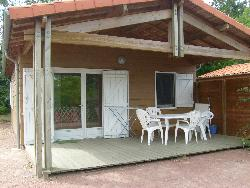 Chalet 38m² (2 chambres)