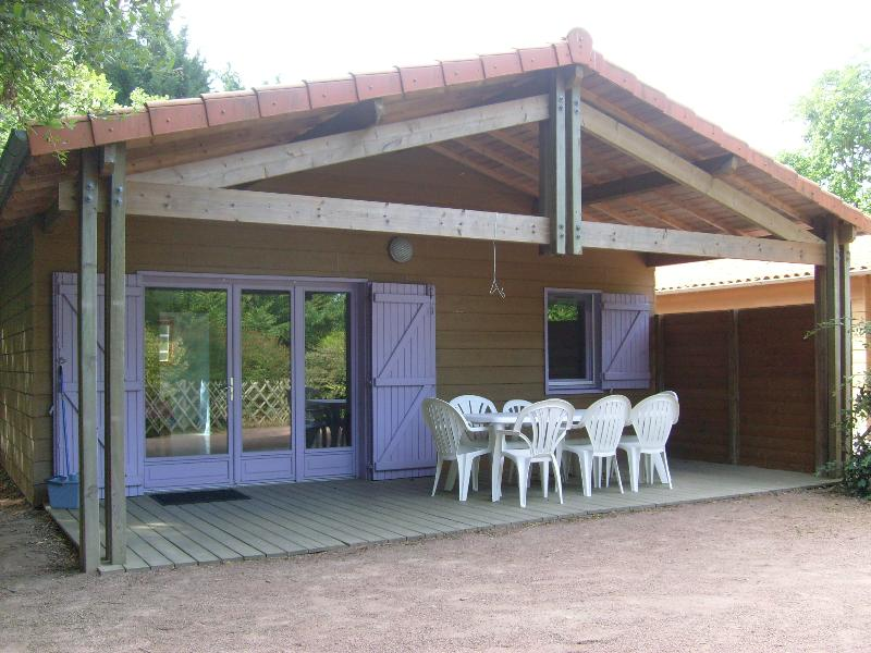Chalet 52m² (3 chambres)