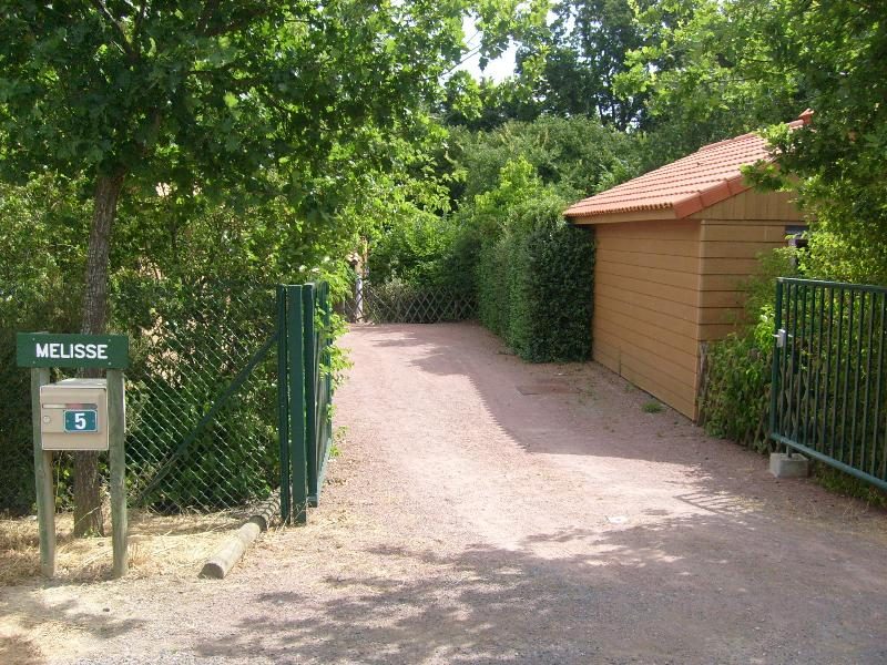 Chalet 36m² (2 chambres)