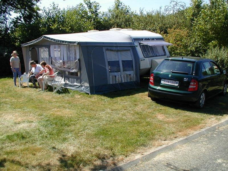 Camping Coulvée