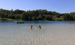 Plages Camping Le Repaire - Thiviers