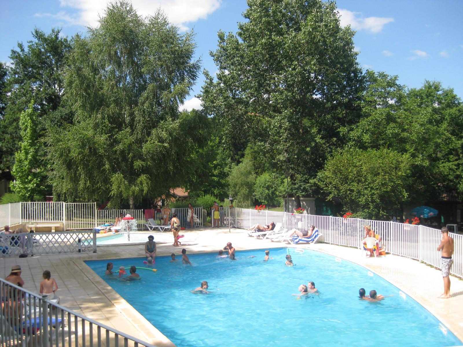 Zwemplezier Camping Le Repaire - Thiviers