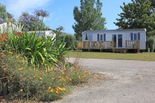 Mobile home 3 bedrooms with terrace