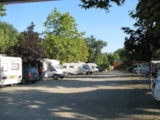 Pitch - Pitch  + Caravan Or Camping-Car - Camping LE RUPE
