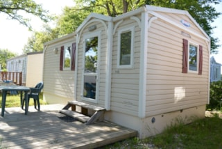 Mobile Home Decouverte 2 Bedrooms
