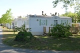 Rental - Mobile home CONFORT 2 bedrooms - Camping LE RUPE