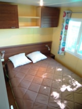 Rental - Mobile home GRAND CONFORT 3 bedrooms + Clim/terrace - Camping LE RUPE