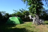 Pitch - Pitch + tent - Camping LE RUPE